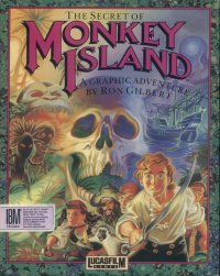 The Secret of Monkey Island PC