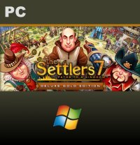 The Settlers 7: Paths to a Kingdom - Deluxe Gold Edition PC