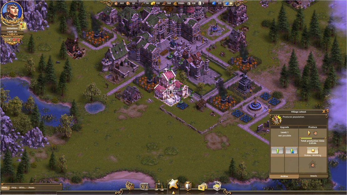 The Settlers Online