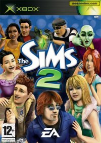 The Sims 2 XBox