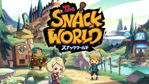 Top ventas juegos Japón (07-08 al 13-08): Debut de The Snack World, de Level-5