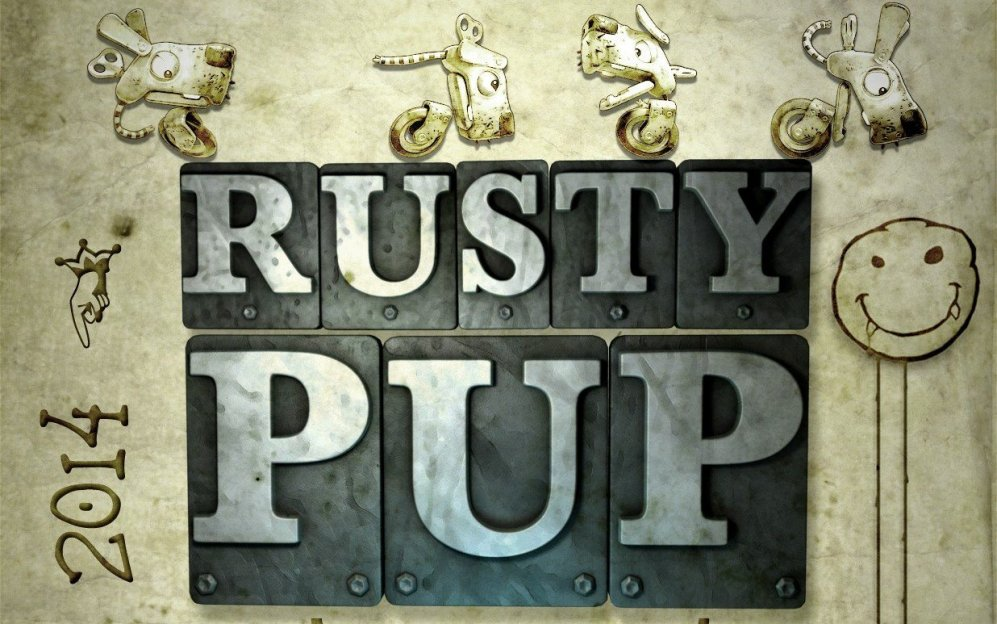 The Unlikely Legend of Rusty Pup
