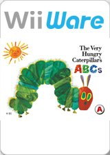 The Very Hungry Cartepillar's ABCs Wii