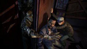 The Walking Dead llega a PSVita