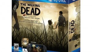 [E3] Habrá pack especial de PS Vita con 'The Walking Dead'