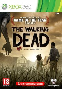 The Walking Dead: A Telltale Games Series Xbox 360