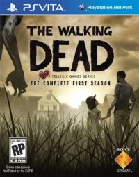 The Walking Dead: A Telltale Games Series PS Vita