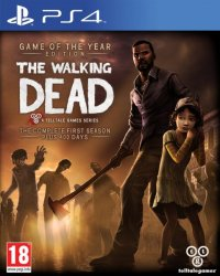 The Walking Dead: A Telltale Games Series PS4