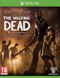 The Walking Dead: A Telltale Games Series Xbox One
