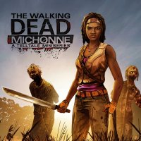 The Walking Dead: Michonne - A Telltale Miniseries PS4