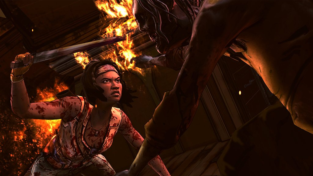 The Walking Dead: Michonne: Episode 3 - What We Deserve
