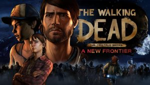 The Walking Dead: The Telltale Series – A New Frontier se estrenará con dos episodios seguidos