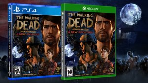 The Walking Dead: The Telltale Series - A New Frontier ya está disponible en formato físico