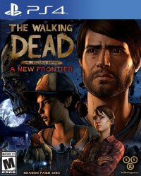 The Walking Dead: The Telltale Series - A New Frontier! PS4