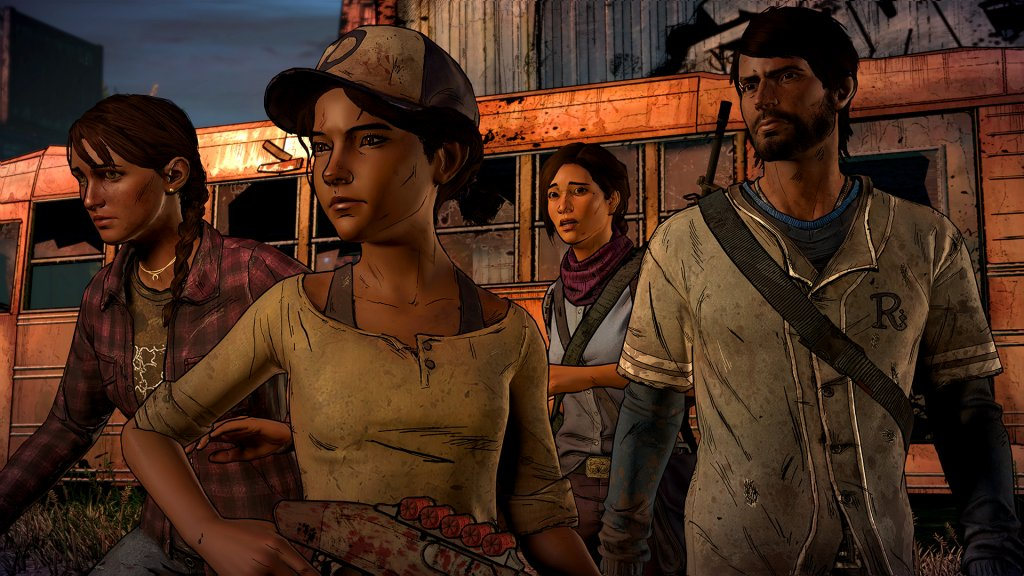 The Walking Dead: The Telltale Series - A New Frontier!