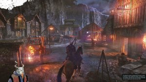Primeras scans de The Witcher 3
