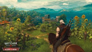 The Witcher 3 será actualizado en PS4 Pro y Xbox One X