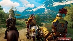 Ya disponible el parche 1.22 de The Witcher 3: Wild Hunt