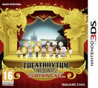 Theatrhythm Final Fantasy: Curtain Call Nintendo 3DS