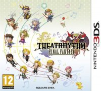 Theatrhythm Final Fantasy Nintendo 3DS