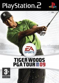 Tiger Woods PGA TOUR 09 Playstation 2