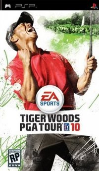 Tiger Woods PGA TOUR 10 PSP