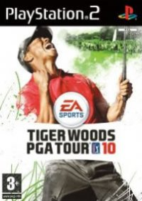 Tiger Woods PGA TOUR 10 Playstation 2
