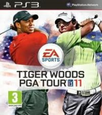 Tiger Woods PGA Tour 11 PS3