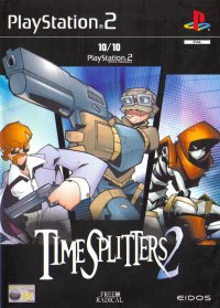 TimeSplitters 2 Playstation 2