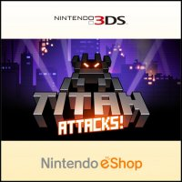 Titan Attacks! Nintendo 3DS