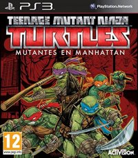 TMNT: Mutantes en Manhattan PS3