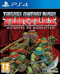 TMNT: Mutantes en Manhattan PS4