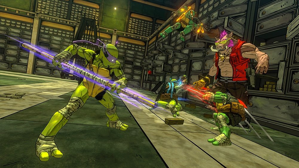 TMNT: Mutants in Manhattan