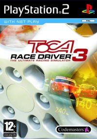 ToCa Race Driver 3 Playstation 2