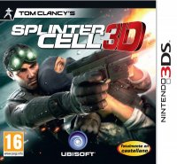 Tom Clancy's Splinter Cell 3D Nintendo 3DS