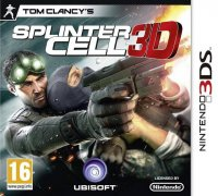 Tom Clancy's Splinter Cell Chaos Theory Nintendo 3DS