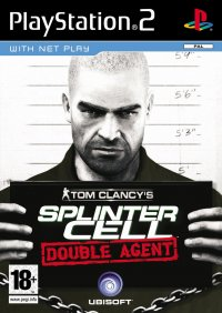 Tom Clancy's Splinter Cell Double Agent Playstation 2
