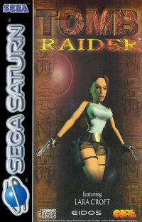 Tomb Raider (1996) Sega Saturn
