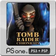 Tomb Raider Chronicles PS3