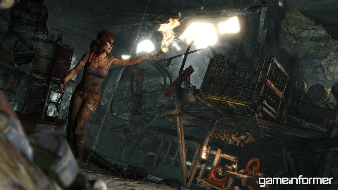 Tomb Raider (Lara Croft Reborn)