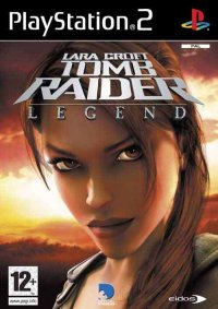 Tomb Raider: Legend Playstation 2