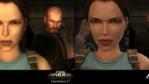 Comparaciones Tomb Raider Trilogy