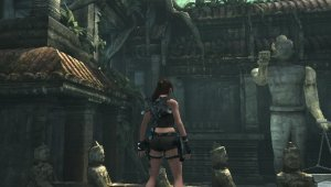 Capturas de Tomb Raider Underworld para Wii