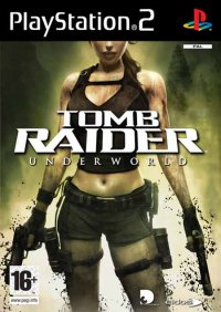 Tomb Raider Underworld Playstation 2