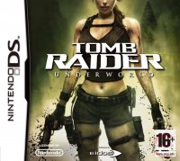 Tomb Raider Underworld Nintendo DS