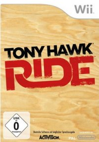 Tony Hawk: Ride Wii