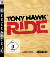 Tony Hawk: Ride PS3