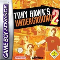 Tony Hawk's Underground 2 Game Boy Advance