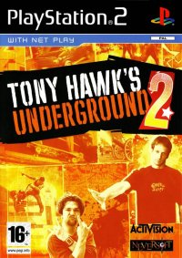 Tony Hawk's Underground 2 Playstation 2