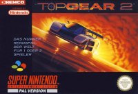 Top Gear 2 Super Nintendo
